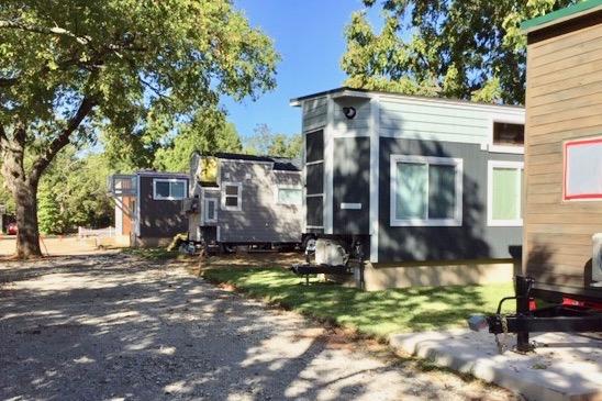 Lake Dallas Tiny Home Village