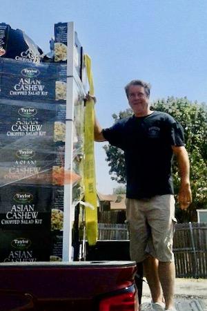 Todd Collier, director of FoodSourceDFW