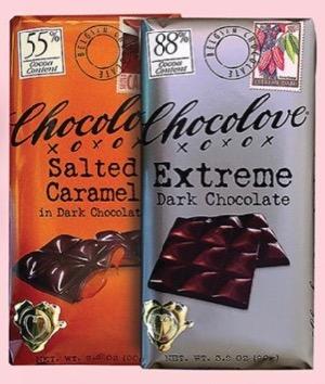 Chocolove bar