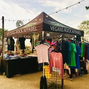 Vegans Rock Apparel
