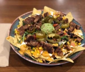 Viridescent nachos