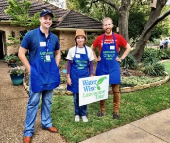 Plano Waterwise Landscape Tour