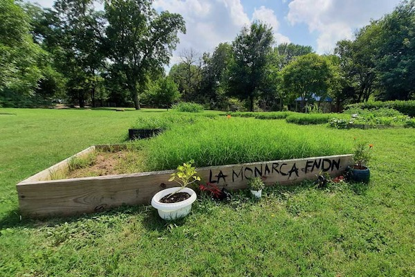 Texas Poor People's Campaign Community Garden in Waxahachie