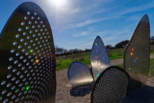 Northwest Community Park art