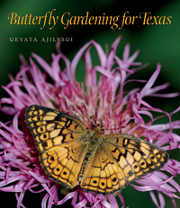 Butterfly Gardening for Texas cover