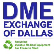 Nonprofit DME Exchange recycles durable medical equipment