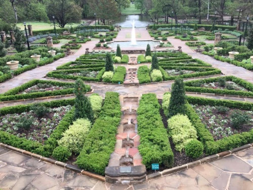 Fort Worth task force considering fee for Botanic Garden ...