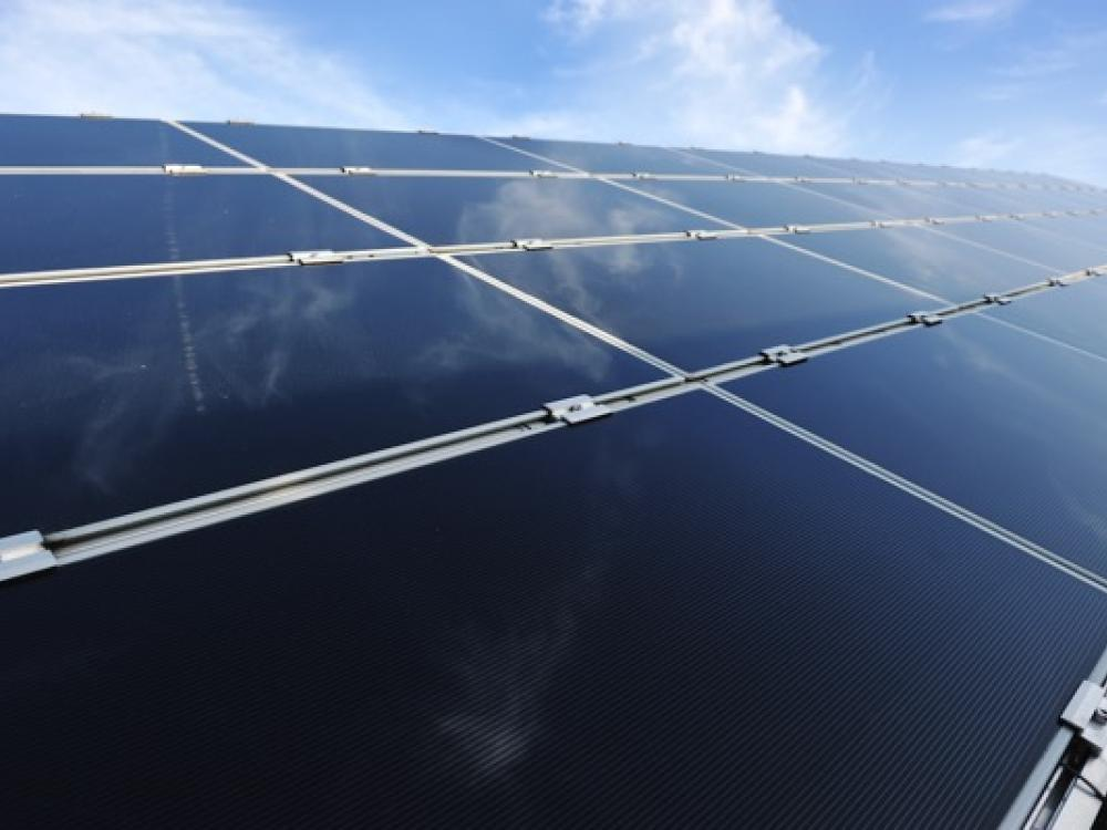 Rooftop Solar To Protect Cars At Mckinney Dealership