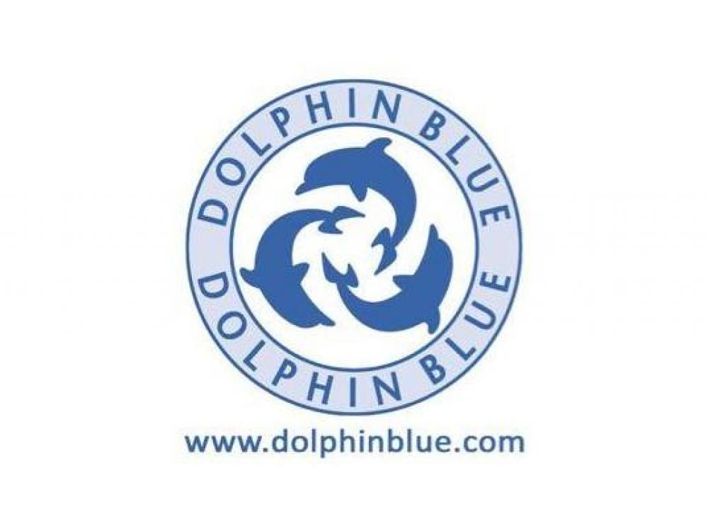 Dolphin Blue logo