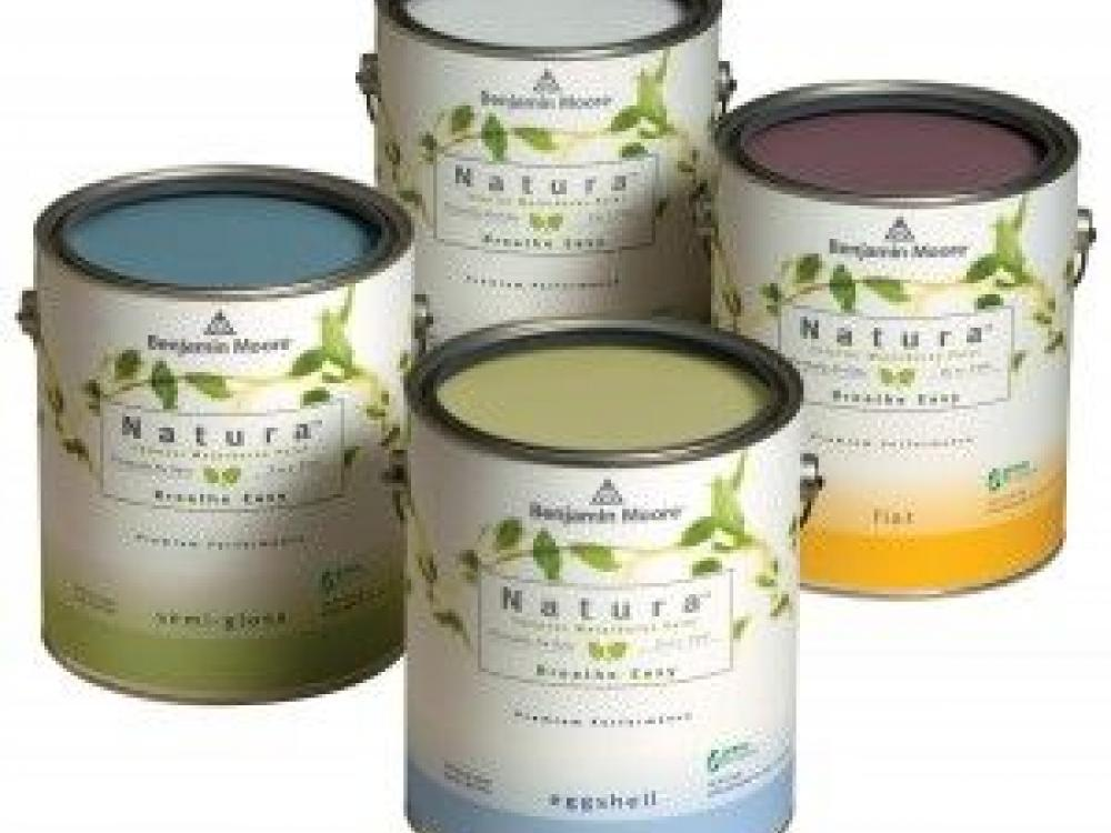 Eco paint cans